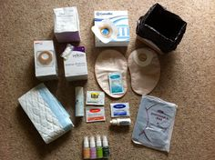 My Favourite Colostomy Products (never thought I'd write that) Crohn's Disease, Colon Cancer, October 20, Crohns, Pouch, My Favorite Things, Health, Bags, Products