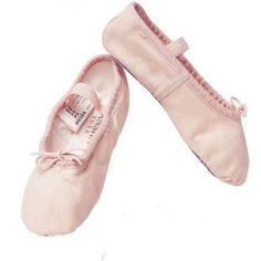 Sansha Tutu Ballet Shoes, Children's