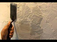 How To Do A Skip Trowel Mud Trowel Knockdown Santa Fe