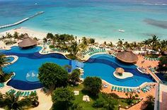 Fiesta Americana Grand Coral Beach Cancun Mexico...One of my favorite places! Same view we had from our balcony!!! Loved it!