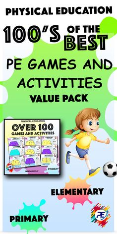 Physical Education Lesson Plans, Elementary Physical Education, Elementary Pe, Physical Activities, Fun Activities, Warm Up Games, Fun Games For Kids, Team Building Exercises, Team Building Activities
