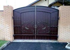 кованые ворота | Кованые ворота, калитки