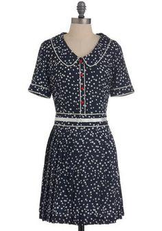 Bushel and a Speck Dress, #ModCloth