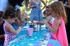 Kaya's 4th Birthday Party | CatchMyParty.com