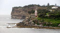 Hornby Light, South Head, Port Jackson Sydney, Australia.