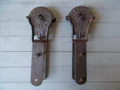 Раздвижные двери сарая Оборудование