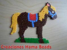 Pferd / Horse by Creaciones Hama Beads
