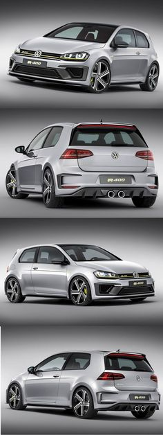 Awesome Volkswagen 2017 - VW Golf R400... Check more at http://24cars.ml/my-desires/volkswagen-2017-vw-golf-r400/