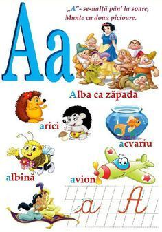 Alphabet Activities, Preschool Activities, Smurfs, Printables, Teaching, Education, Floral, Fun, Print Templates