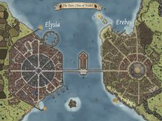 Fantasy City Map, Fantasy Town, Fantasy Heroes, Fantasy World, Fantasy House, Dungeons And Dragons Characters, D&d Dungeons And Dragons, Adventure Map, Map Pictures