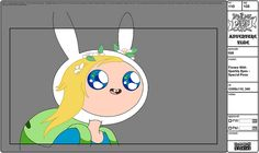 Fionna with Sparkly Eyes - Special Pose by Fred Seibert, via Flickr