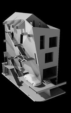 NHA DAN ARCHITECT – Folding Wall House