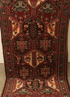 3.2x9.8 Antique Persian Runner