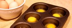 """The ultimate guide to answer the question """"Can you freeze eggs?"""" Step by step tutorial on properly freezing eggs and how to thaw eggs to bake and cook with. Egg Recipes, Real Food Recipes, Cooking Recipes, Freezer Cooking, Freezer Meals, Freezer Recipes, Can You Freeze Eggs, Freezing Your Eggs, Baking Tips"""