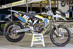 Husqvarna FC Rockstar Energy Husqvarna Factory Racing Team - Supercross USA 2015