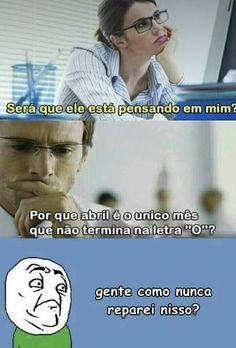 Memes Humor, Jokes, Wtf Funny, Hilarious, Portuguese Funny, Otaku Meme, Adventure Time Anime, Funny Images, Funny Pictures