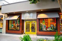 Seattle Washington store front.