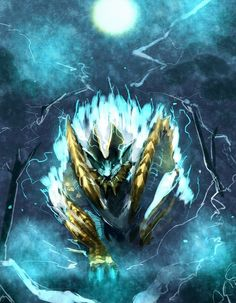 Monster Hunter: Zinogre