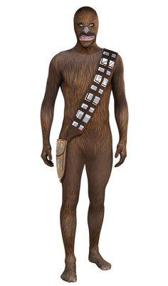 7b8108766888 70 Bizarre Costume Ideas. Chewbacca CostumeSkin TightTight SuitDarth VaderSecond  SkinStar Wars CostumesHalloween CostumesAdult HalloweenSuper ...