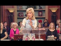 Beth Moore: New Clothes (James Robison / LIFE Today) - YouTube