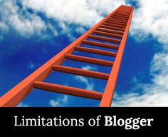 What Are the Limitations of a Blogger.com Account