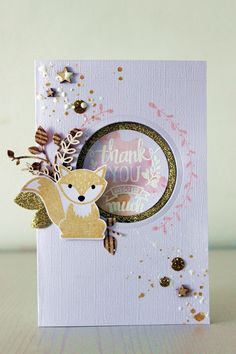 Stampin' Up! Foxy Friends                                                                                                                                                                                 Plus