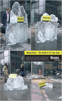 Vía salserikonline: Street marketing