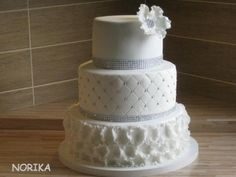 Na želanie svadobna , svadobné torty | Tortyodmamy.sk