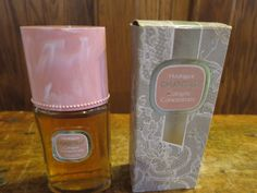 Vintage Houbigant Chantilly Cologne Concentrate Splash 3 Fl. OZ Perfume #Houbigant