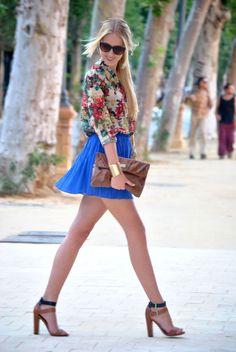 akordische Sommertrends Chiffonrock Minirock Sommertrends # A Chiffon Rock, Chiffon Skirt, Dress Skirt, Pleated Skirt, Tight Dresses, Short Dresses, Summer Dresses, American Apparel, Accordion Skirt