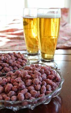 Food Lust People Love: Spicy Georgia Sugared Peanuts #FoodieExtravaganza