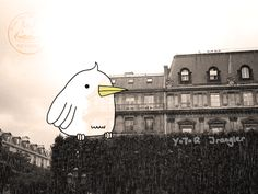 Adorable Animated Characters Invade The Streets Of Paris
