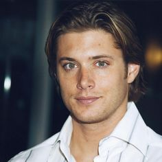 Young Jensen is so fucking cute