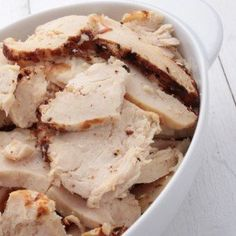 Having a pre-made batch of chicken in your kitchen is sure to make many of your recipes infinitely easier, especially on weeknights.