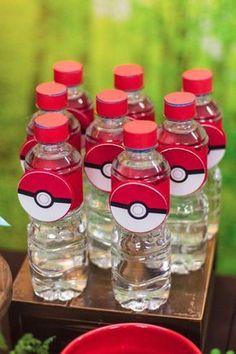 Pokemon Craft, Pokemon Eevee, Pokemon Fan Art, Pikachu, Charmander, Pokemon Themed Party, Pokemon Birthday Cake, Sonic Party, Boy Birthday Parties