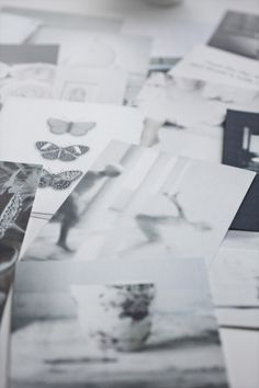 Inspiration for the moodboard ∣the pretties ones...