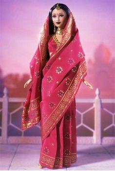 Barbie Princesa da Índia