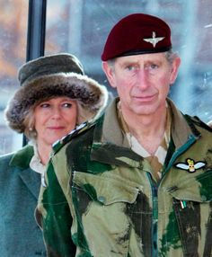 Prince Charles and Camilla, Oh God What Have I Done!!!  Too late I Got you now!