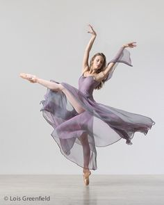 New York City Ballet dancers -