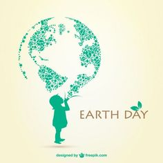 Love The Earth: Its the only one we've got. Happy Earth day from June Skin Care. Design Poster, Logo Design, Web Design, World Earth Day, Planet Earth, Earth Day Posters, Earth Logo, Love The Earth, Poster
