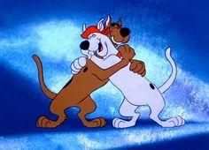 Scooby Doo & Scooby Dum