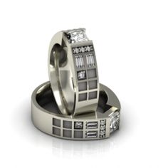 Police Box Ring - Art & Gems Jewelers - High End Geek Jewerly...The all Diamond is gorgeous as well!!!!Geronimo!!!!!!!!!!!!!!!!!!!!!!!!!!!!!!!!!!