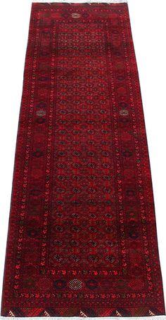 Burgundy/Maroon Beshir Carpet/Rug No. 4476  http://www.alrug.com/4476