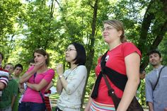 Sachiko Kareki (left), UNV Programme Analyst/Inclusive Growth/UNDP, and Martina Vavrova (right), UNV intern for Gender and Advocacy/UNFPA, promoting the importance of social inclusion through respect, acceptance and tolerance together with the local NGO HandiKOS in Kosovo. (June Kashio, 2012) http://www.unv.org/en/news-resources/news/doc/all-together-to-promote.html