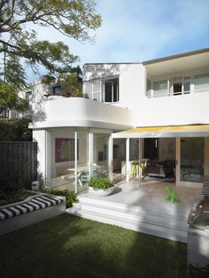 Paddington Terrace House-Luigi Rosselli Architects-02-1 Kindesign