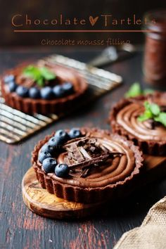 Dishesfrommykitchen: EGGLESS CHOCOLATE TARTLETS WITH 2 DIFFERENT FILLINGS - DARING CHALLENGE JUNE 2013