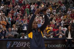 Tamika Catchings:  2012 WNBA Defensive Player of the Year (for the 5th time in her career.)