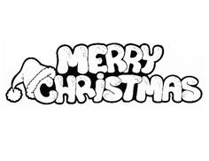 merry christmas coloring pages 07