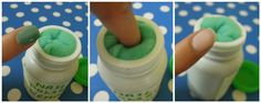 Make Your Own Nail Polish Remover, click for instructions. Omigosh! I've been wanting to buy one of these and here are instructions to make one!