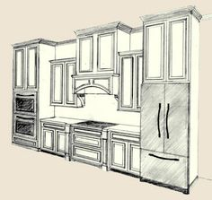 1000 Images About Drawings Hand Drawn Perspectives On Pinterest Sioux City Iowa Fireplace